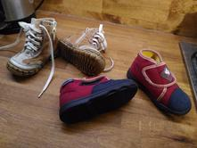 Za vše- papučky superfit vel. 23 + zimní boty 22 b4cc7158c6