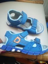 Dětské sandálky   D.D.step - Dětský bazar  dfe5f30b92