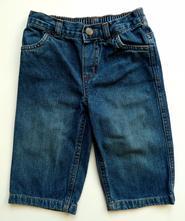 Riflové kalhoty rifle džíny vel. 74, cherokee,74