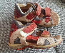 Sandály fare kožené, fare,24