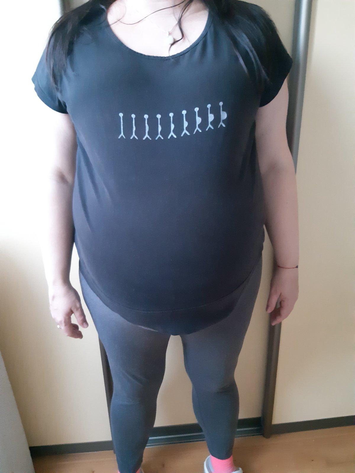 6e1d8e3eaa92 Těhotenské tričko xxl -xxxl