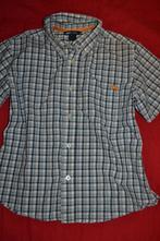 Letní plátěná košile bavlněná na 7-9let, h&m,134