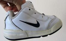 Nike play, kožené kecky vel.21, nike,21