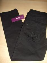 Čierne džínsy my wear, 116