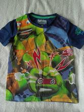 Tričko želvy ninja, c&a,116