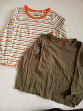 2x triko, tričko dlouhý rukáv, lupilu, 110/116, lupilu,110