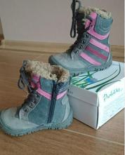 Zimní boty protetika vel.20, protetika,20
