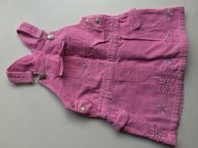 Dívčí šaty č.301, george,92