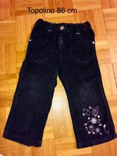 Kalhoty 86 cm, topolino,86