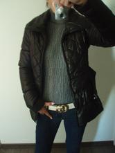 Černá bunda orsay, orsay,m