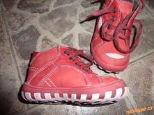Celokožené boty essi, essi,22