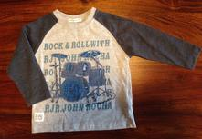 Tričko s dlouhým rukávem rjr john rocha, rocha.little.rocha,86
