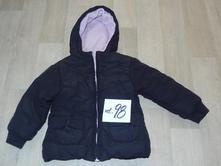 Girl2girl černá přechodová bunda, girl2girl,98