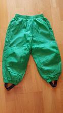 Šusťákové kalhoty, h&m,92