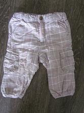 Podšité kalhoty h&m v. 80, h&m,80