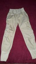 Plátěné kalhoty, grace,128