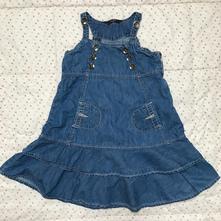 Jemné jeansové šaty george, george,110