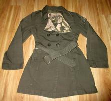 Plátěný kabátek, 128