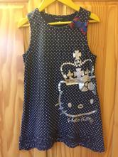 Letní šaty, george,140