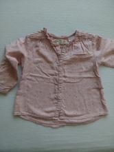 22139c148b Dětské košile a halenky s dlouhým rukávem   Zara - Dětský bazar ...
