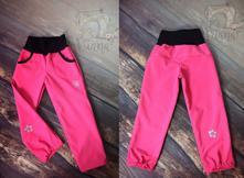 Softsheelové kalhoty, <50 - 188