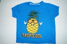 Tričko s ananasem, rebel,92