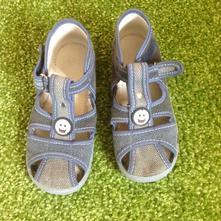 Bakůrky, sandálky, 26