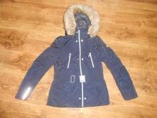 Zimní bunda, poivre blanc, vel 152, 152