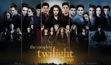 Twilight - Stmívání (r. 2008) - určite netreba predstavovať túto ságu