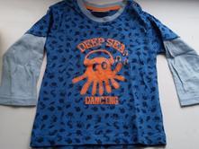 Tričko s chobotnicí, ergee,86