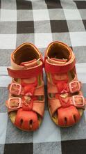 Červené sandálky vel. 23, 23