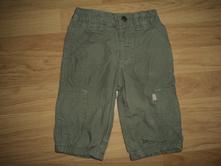 Podšité kalhoty, vel. 3-6m, george,68