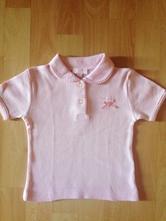 Dětské tričko s límečkem kimbaloo girl, 18 měsíců, kimbaloo,86