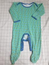 Overálkové pyžamko, 86