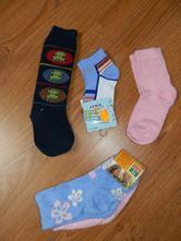 Ponožky cena z vše- už jenom holčičí, 27