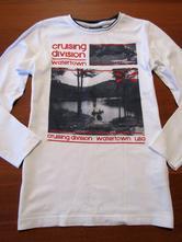 Chlapecké bavlněné triko vel 146-152, 152