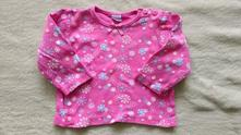 Zimní tričko s minnie, disney,74
