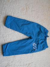 Zateplené kalhoty, podšité feecem, pidilidi,86