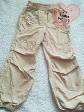 Podšité kalhoty, lindex,116