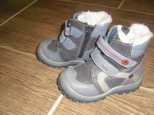 Dětské kozačky a zimní obuv   Bledě modrá - Dětský bazar  c65970de7a