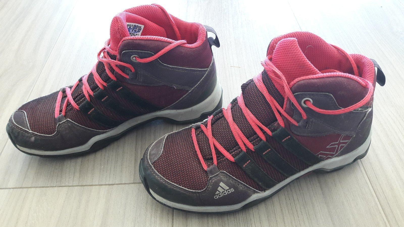 e9285d9431b Kotníkové boty adidas climaproof