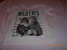 Tričko s kočičkami, kiki&koko,92
