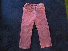 Kalhoty zn. polomino, palomino,98
