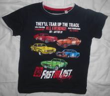 Tričko s auty, c&a,104