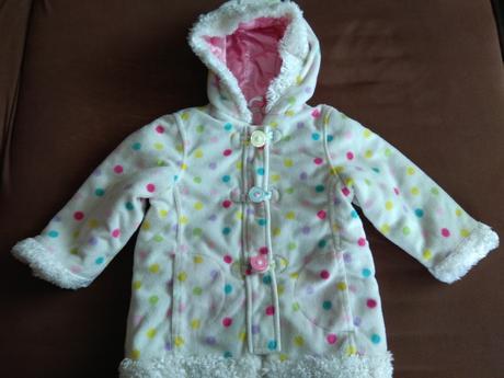 Kabátek pro holčičku, bhs,98