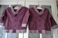 2x mikina / pulovr, 74