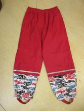 1954a/32    nepromokavé kalhoty lupilu  122/128, lupilu,122