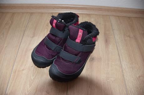 Zimní boty, quechua,32