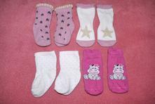 Ponožky pro holčičku, lindex,17