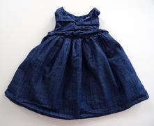 Šaty z odlehčené džínoviny, john lewis,68